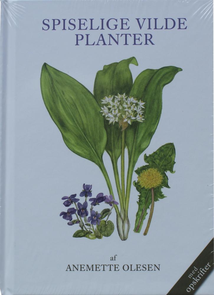 spiselige planter bog